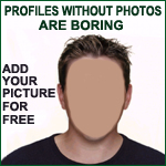 Image recommending members add Intellectual Passions profile photos